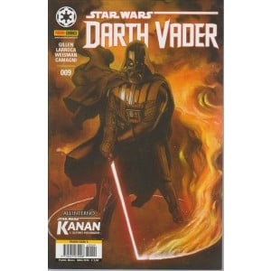 DARTH VADER 9 - PANINI DARK 9 - Panini Comics