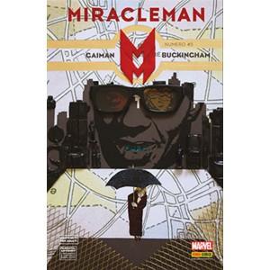 MIRACLEMAN DI GAIMAN & BUCKINGHAM 5 - MARVEL COLLECTION 49 - marvel Italia