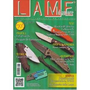 LAME D'AUTORE. ARTISTICHE, SPORTIVE, DA COLLEZIONE. N. 70 APRILE 2016