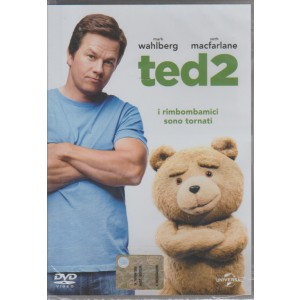 DVDTECA DI PANORAMA. TED 2. I RIMBOMBAMICI SONO TORNATI. N. 19