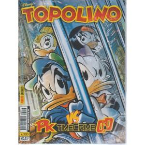 Topolino - settimanale n. 3153 - maggio 2016