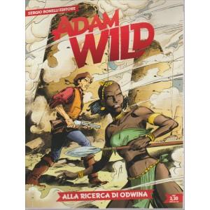 ADAM WILD. ALLA RICERCA DI ODWINA. N. 20