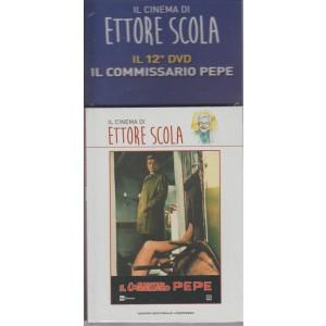 IL CINEMA DI ETTORE SCOLA. IL 12° DVD IL COMMISSARIO PEPE.