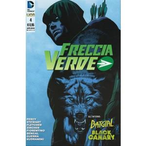 Freccia Verde 04 - DC Comics Lion