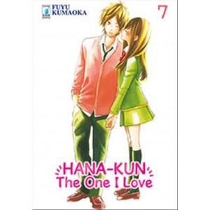 Manga: HANA-KUN, THE ONE I LOVE  #7 - Star Comics collana UP #148