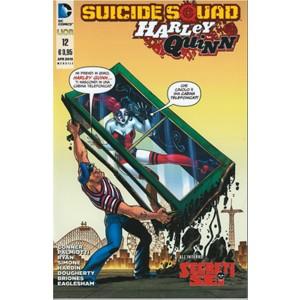 Suicide Squad/ Harley Quinn 12 - DC Comics lion