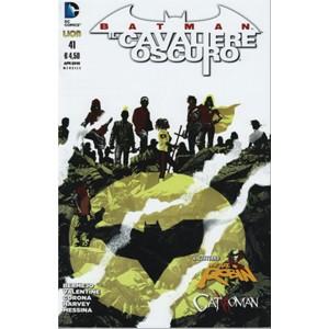 Batman Il Cavaliere Oscuro 41 - Contiene We are Robin 3-4, Catwoman 43-44