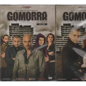 DA UN'IDEA DI ROBERTO SAVIANO GOMORRA. PRIMA USCITA. 1° E 2° DVD.