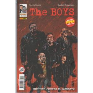 THE BOYS 42 - PANINI PULP 42 - Panini comics