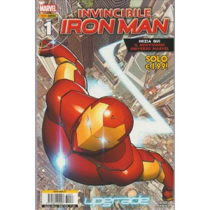 IRON MAN 37 - INVINCIBILE IRON MAN 1 - Marvel Italia