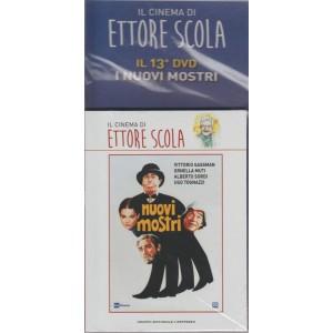 IL CINEMA DI ETTORE SCOLA IL 13° DVD I NUOVI MOSTRI. CON VITTORIO GASSMAN, ORNELLA MUTI, ALBERTO SORDI, UGO TOGNAZZI