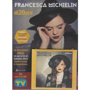 FRANCESCA MICHIELIN. DI 20ARE.