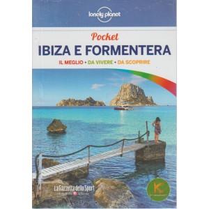 Guida Lonely Planet pocket - IBIZA e Formntera by Gazzetta dello Sport