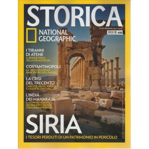 STORICA NATIONAL GEOGRAPHIC. N. 88 GIUGNO 2016.