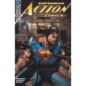 New 52 Special – Action Comics 02 - DC Comics lIon