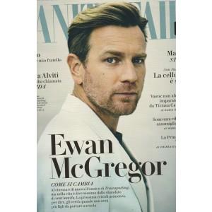 Vanity Fair  Settimanale n. 6 - 15 Febbraio 2017 Evan McGregor