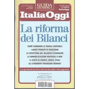 La Riforma dei Bilanci - Guida Giuridica di Ttalia oggi - 14 Febbraio 2017