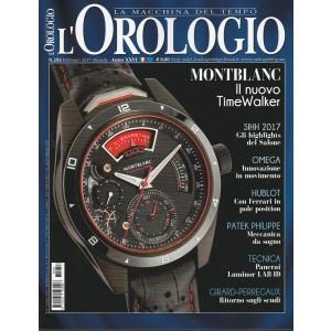 L'OROLOGIO la macchina del tempo, mensile n. 25 - Febbraio 2017
