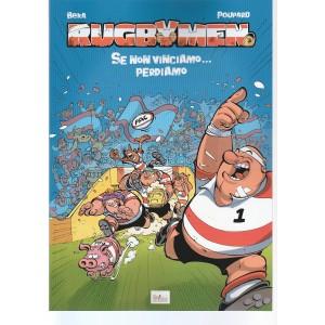 RugbyMen vol. 3 - Se non vinciamo... perdiamo by Tuttosport