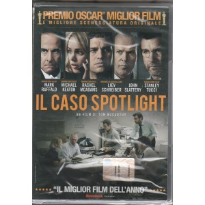 DVD Il Caso Spotlight - Regista: Tom Mccarthy