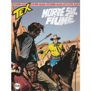 Tex Nuova Ristampa n. 418 - Morte sul Fiume