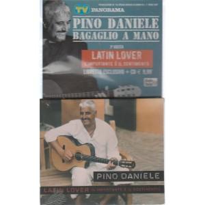 """CD Pino Daniele """" Latin lover (l'importante è il sentimento)"""