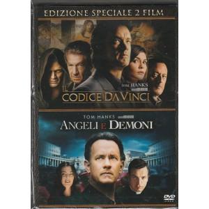 Doppio Dvd I Codice Da Vinci / Angeli e Demoni - Regista: Ron Howard - ediz.speciale