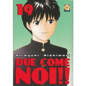 Manga: Hiro Collection 39 – Due come Noi 19 - GOEN Editore