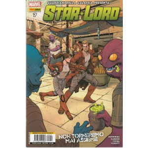 Guardiani della Galassia presenta   7 (22) - Star Lord 7 - Marvel Italia