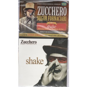 CD Zucchero Sugar Fornaciari vol. 6 - SHAKE