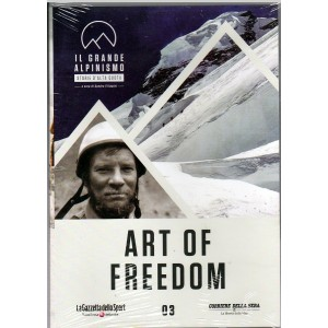 DVD Il grande Alpinismo n. 3 - Art of Freedom