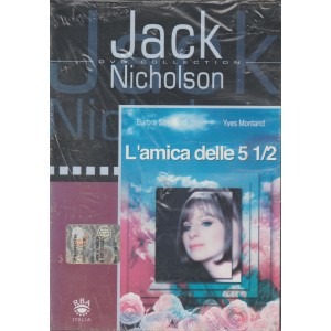 DVD #33 - L'amica delle 5 ½ - Jack Nicholson Collection