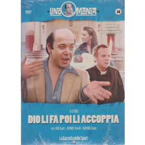 Lino Mania - Dio li fa poi li accoppia, Lino Banfi (DVD)