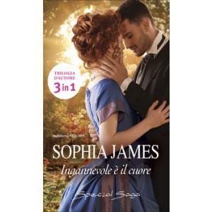 Harmony Harmony Special Saga - Ingannevole è il cuore Di Sophia James