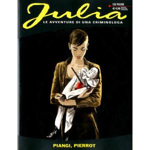 Julia - N° 261 - Piangi, Pierrot! - Bonelli Editore
