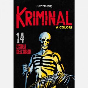 Kriminal A Colori - N° 14 - Kriminal A Colori 14 - La Gazzetta Dello Sport