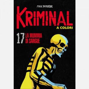 Kriminal A Colori - N° 17 - Kriminal A Colori 17 - La Gazzetta Dello Sport