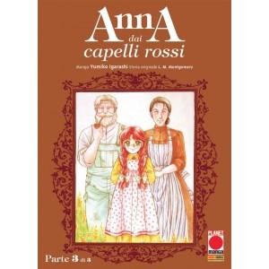Anna Dai Capelli Rossi (M3) - N° 3 - Anna Dai Capelli Rossi - Manga Love Planet Manga