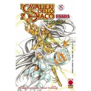 Manga: I Cavalieri dello Zodiaco The Lost Canvas: il mito di Ade – Extra   15