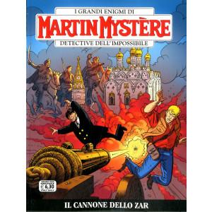 Martin Mystere - N° 369 - Il Cannone Dello Zar - Bonelli Editore