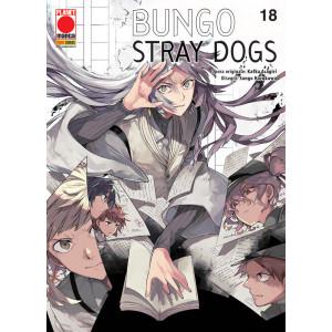 Bungo Stray Dogs - N° 18 - Manga Run 18 - Panini Comics