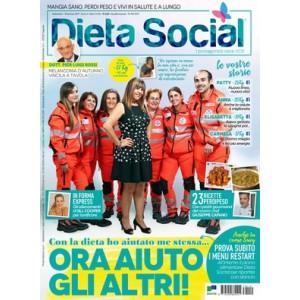 Dieta social N° 10 ORA AIUTO GLI ALTRI!