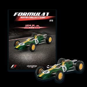 Formula 1 - Auto Collection Jim Clark - Lotus 25 1963