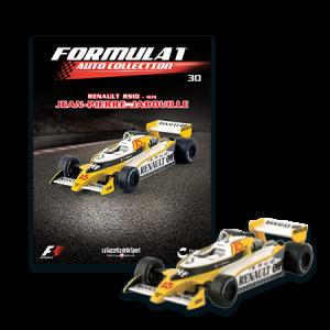 Formula 1 - Auto Collection JEAN-PIERRE JABOUILLE - RENAULT RS10 1979
