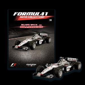 Formula 1 - Auto Collection Mika Hakkinen - McLaren MP 4/14 del 1989