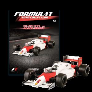Formula 1 - Auto Collection Alan Prost - McLaren Mp 4/2 del 1985
