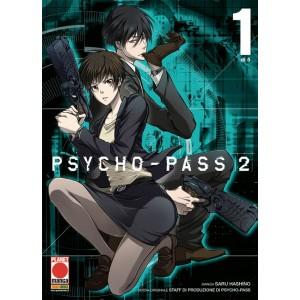 Psycho-Pass 2 (M5) - N° 1 - Psycho-Pass 2 - Manga Life Planet Manga