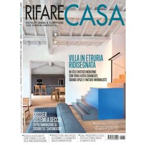 Rifare Casa - n.61 - bimestrale - gennaio - febbraio 2019 -