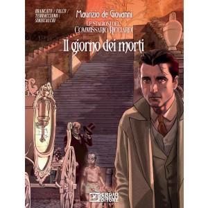 Romanzi A Fumetti Bonelli - N° 40 - Il Giorno Dei Morti - Commissario Ricciardi Bonelli Editore