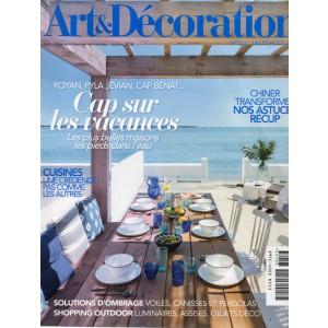 Abbonamento Art & Décoration (cartaceo mensile)